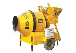 JZC-350B型混凝土攪拌機