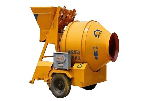 JZC-350A型混凝土攪拌機